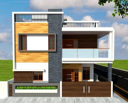 Duplex  House 3
